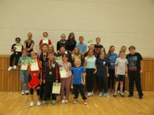 2. Kinder-/Jugendpokal' 15 in Güstrow